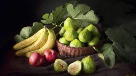 бананы инжир