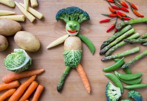овощной человек