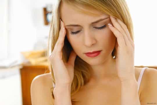 Простреливающая головная боль