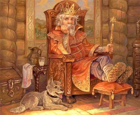 царь горох