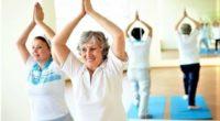 Гимнастика при остеопорозе для пожилых: просто и понятно