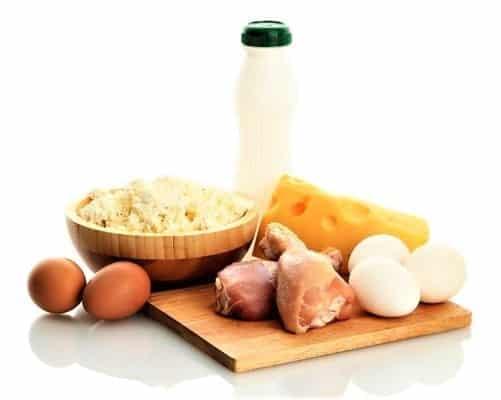 ценные источники белка