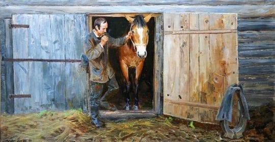 деревенский ветеринар