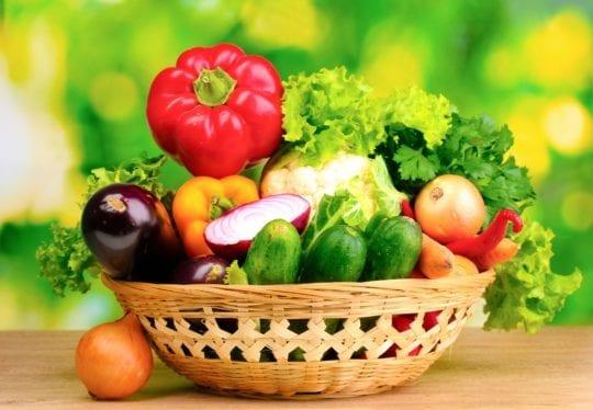 овощи ифрукты