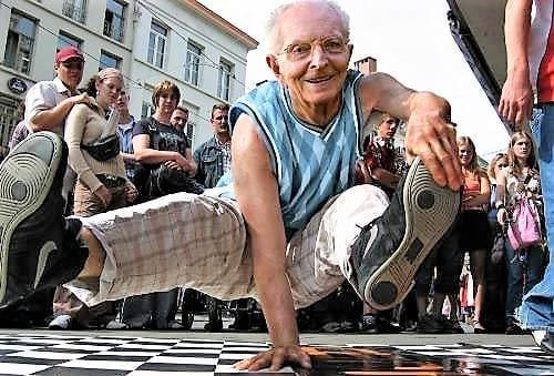 позы гимнастика для пожилых