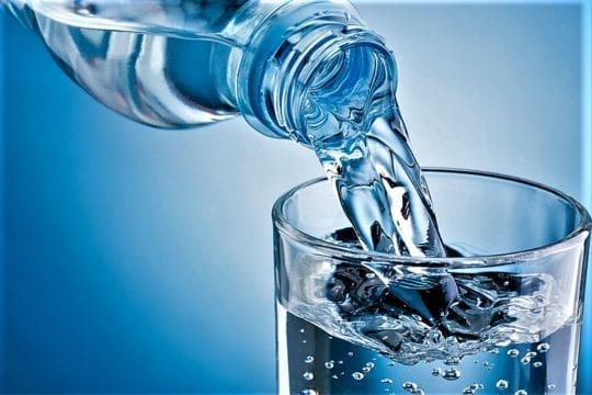 правильно пить воду