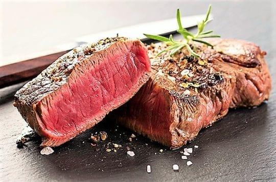 сколько есть мяса