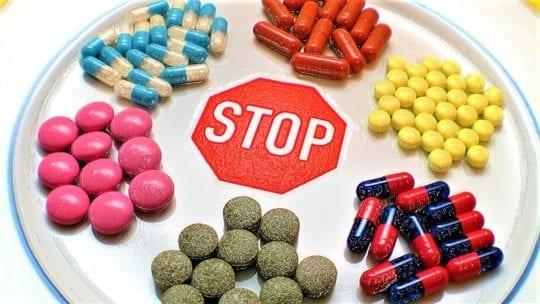 стоп таблетки
