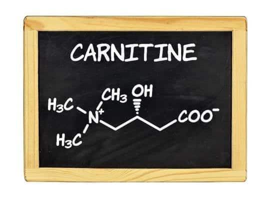 формула карнитина