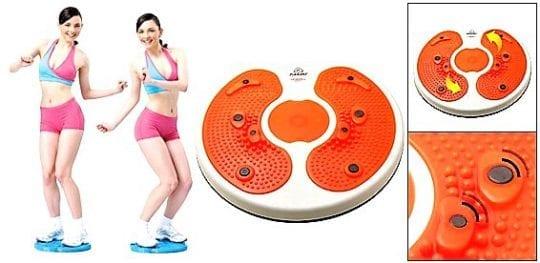 гимнастический диск для похудения