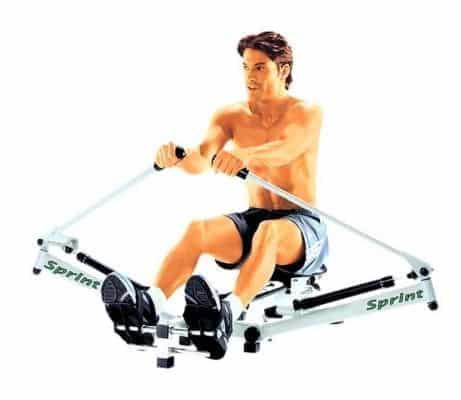гребной тренажер для сброса веса