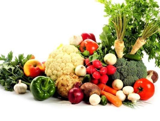 овощи гликемический индекс