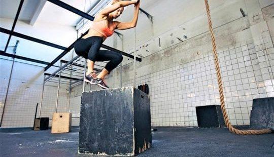 Плиометрика: ударные упражнения родом из СССР