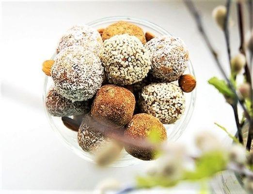 шарики из меда и семян сельдерея для похудения