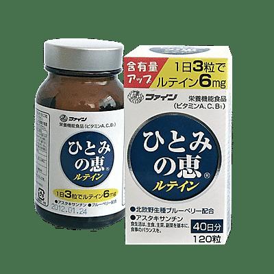 японсий препарат для зрения