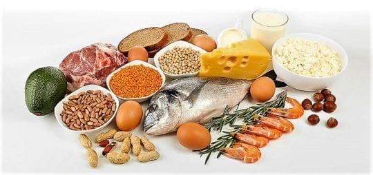 Продукты при безуглеводной диете