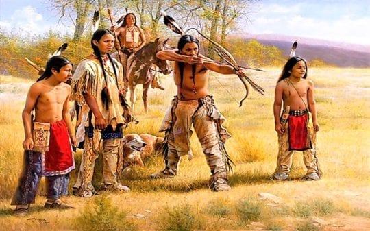 Индейцы делавэр