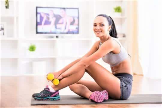 фитнес для дома