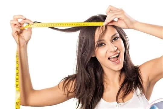 медленный рост волос
