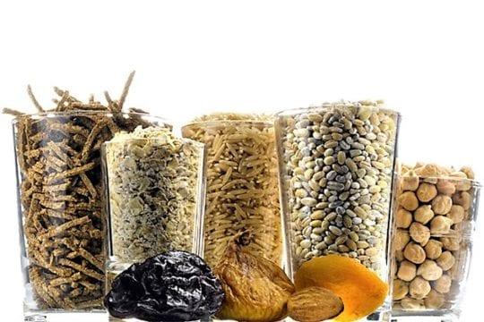 пищевых волокон