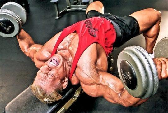 рост мускул