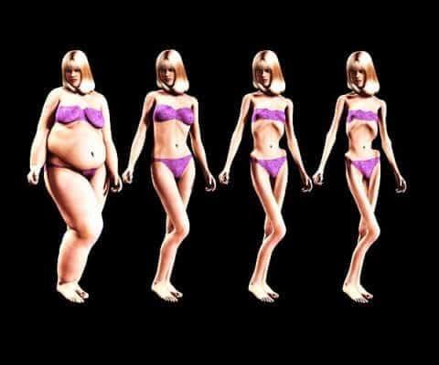 сильного похудения