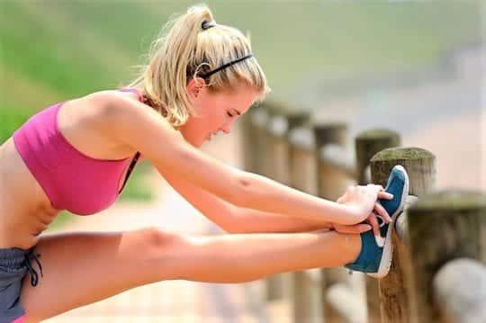 умеренная физическая активность