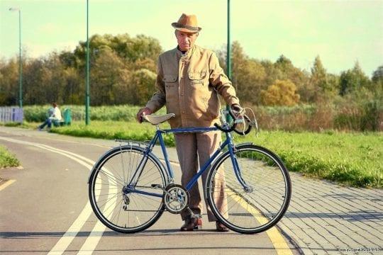 велосипед и кардио