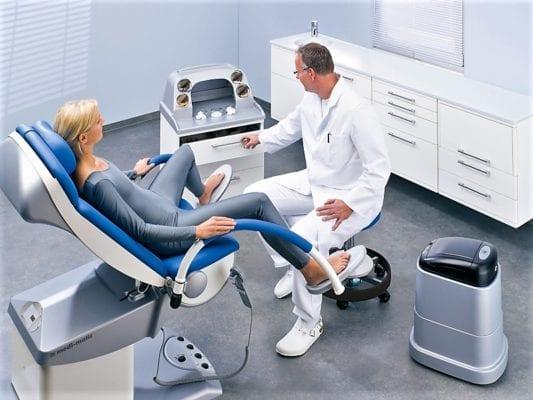 врача-гинеколога