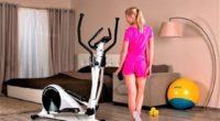 Занятия на эллиптическом тренажере для похудения: тренируемся в домашних условиях