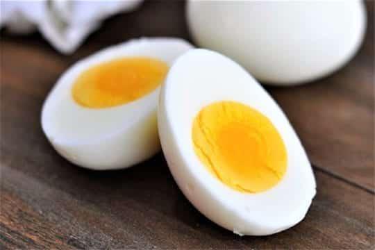 желтки яиц