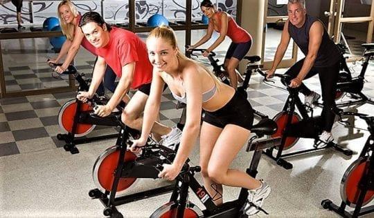 худеем на велотренажере