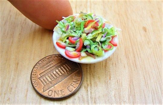 маленькие порции еды японская диета