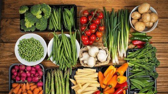 Растительная диета: меню с растительной клетчаткой и рецепты для похудения