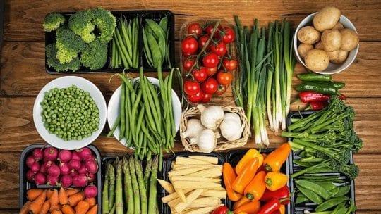 овощи любимая дие