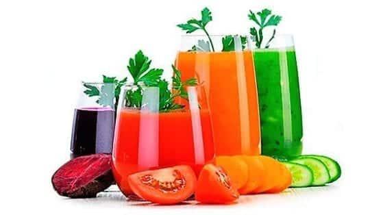 Овощные соки диета для похудения