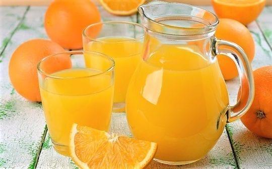 сок цитрусовых