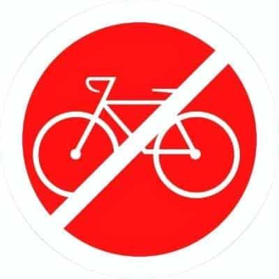 запрет на занятия с велотренажером