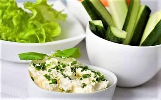 белково-овощная