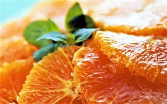 грейпфрут в дольках