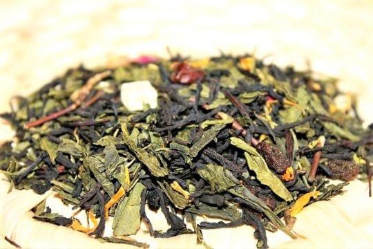 100 грамм зелёного чая