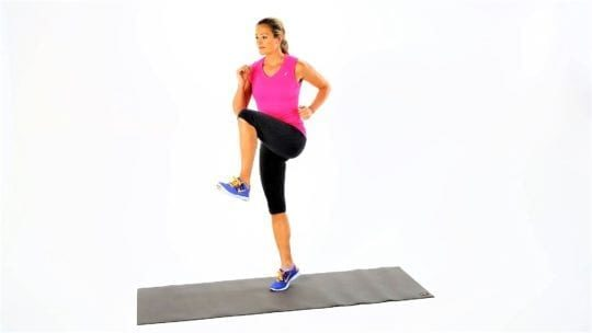 Бег на месте дома, для похудения. Эффективны ли домашние упражнения для сброса веса?