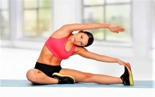 фитнес и калланетика