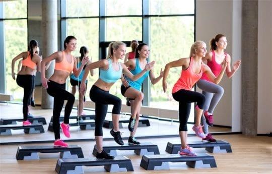 фитнес или аэробика