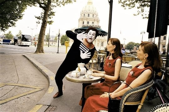 француженка на монмартре