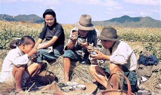 китайского крестьянина