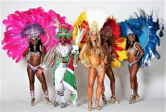 латинос танцы