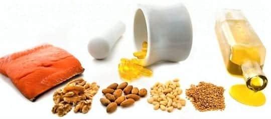 полиненасыщенных жирных кислот