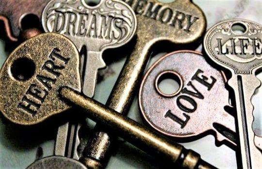 слова ключ к сердцу