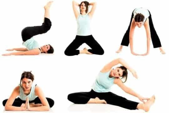 упражнения калланетика